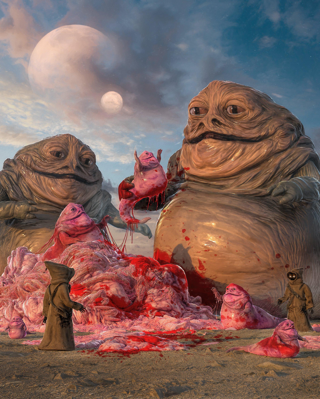 Jabba Afterbirth