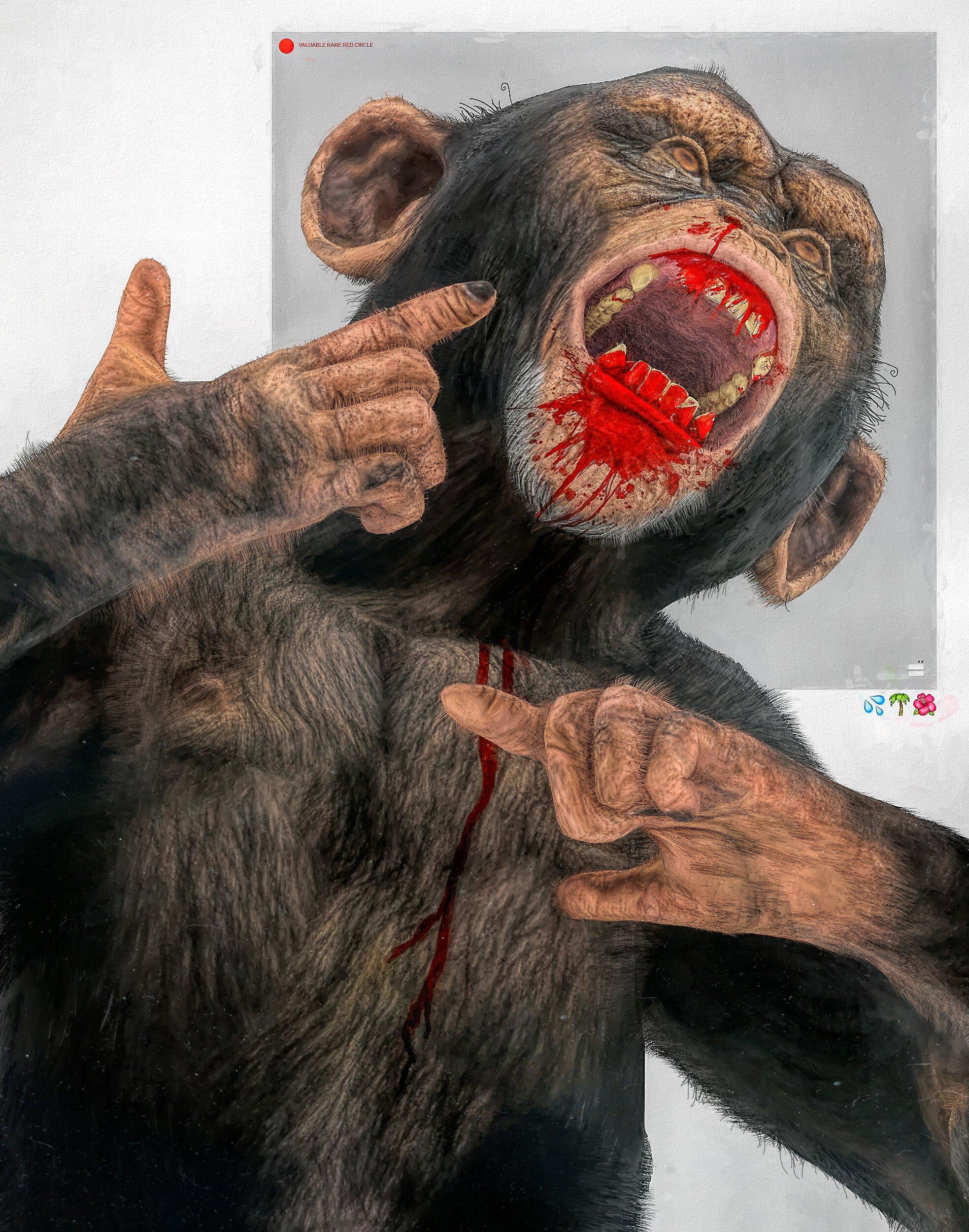 Bloody Monkey